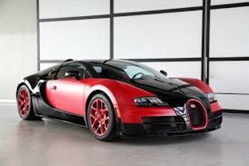 Bugatti Veyron facts