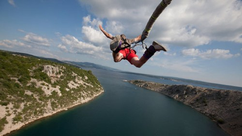 Bungee Jumping Pictures