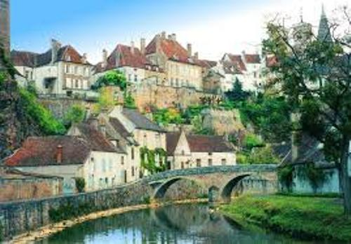 Burgundy France Beauty