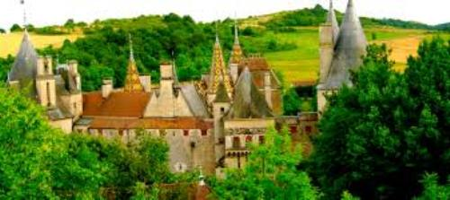 Burgundy France Facts
