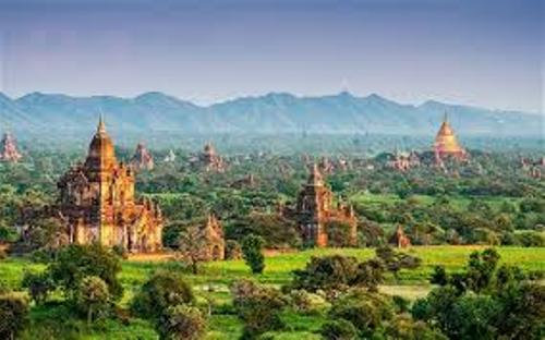 Burma Beauty