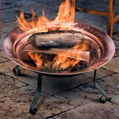 Burning Materials Picture