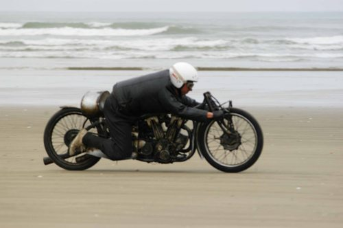 Burt Munro Facts