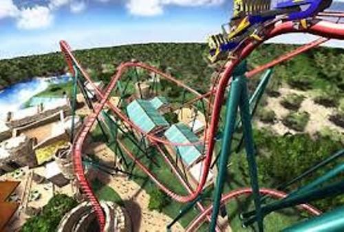 Busch Gardens Ride