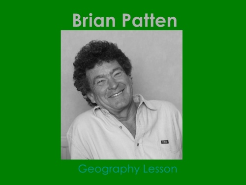 Facts about Brian Patten