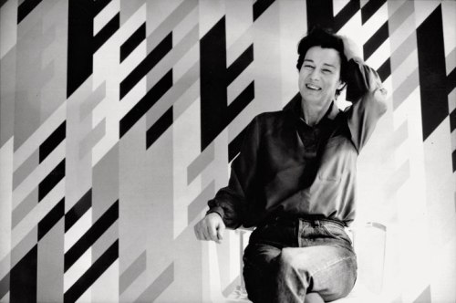 Facts about Bridget Riley