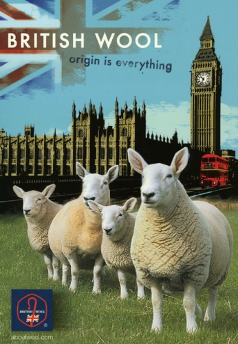 Facts about British Wool