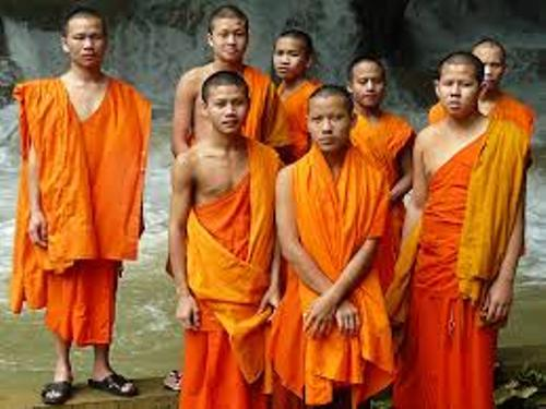 Facts about Buddhist Monks
