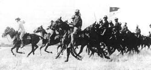 Facts about Buffalo Soldiers