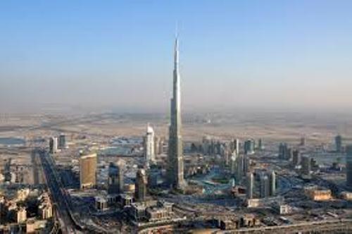 Facts about Burj Khalifa