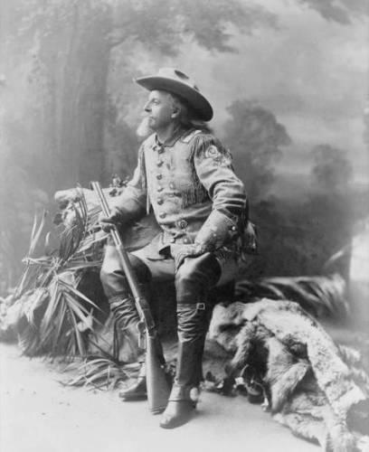 facts about Buffalo Bill