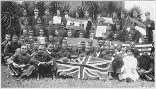 British Colonialism Pic
