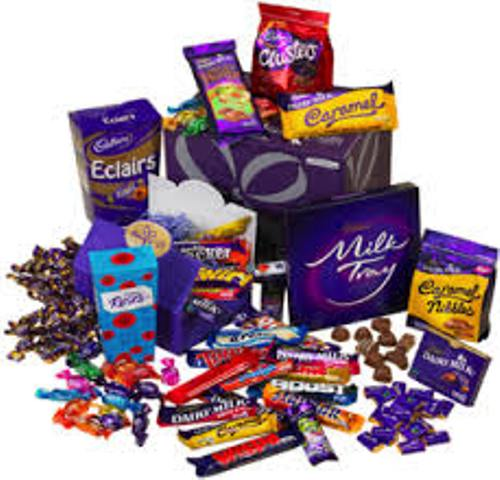 Cadbury Chocolate Products