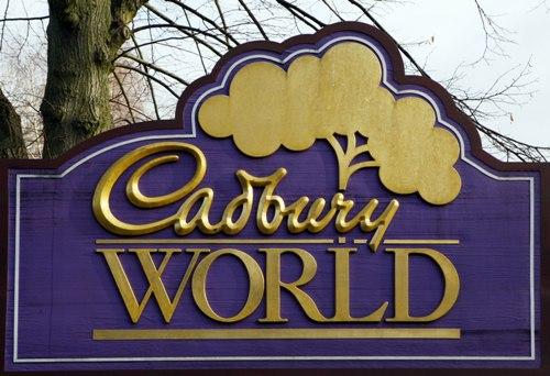 Cadbury World facts