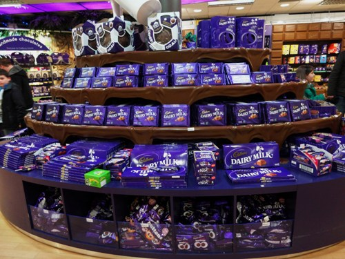 Cadbury facts