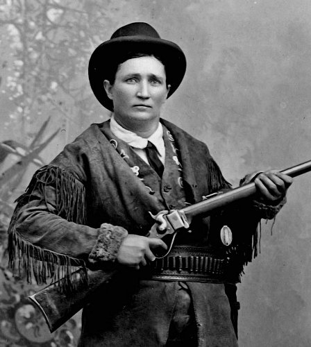 10 Facts about Calamity Jane | - 47.7KB