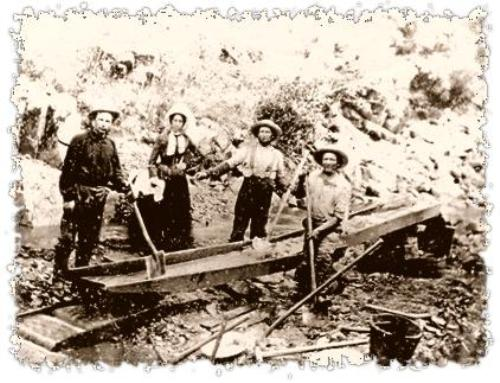 California Gold Rush photo