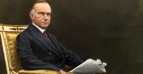 Calvin Coolidge Facts
