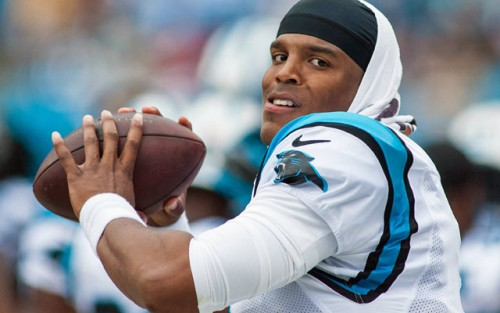 Cam Newton Player