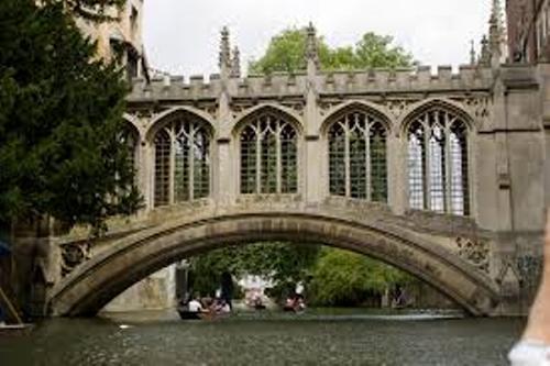 Cambridge Beauty