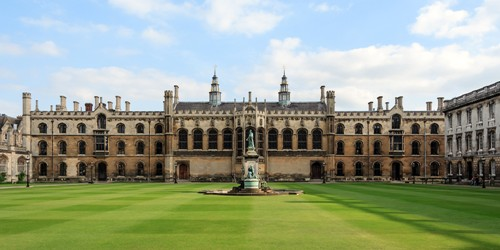 Cambridge University Facts