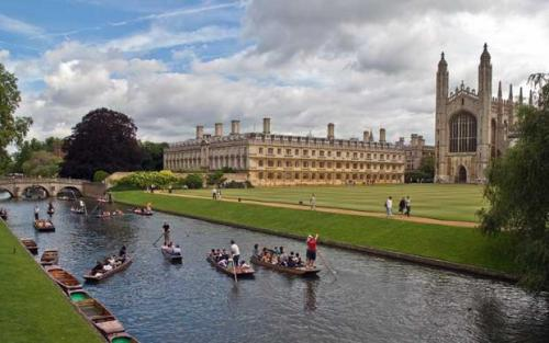 Cambridge University view