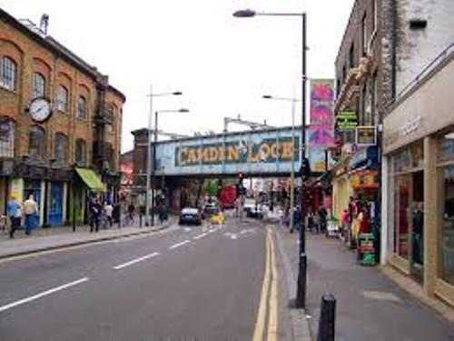 Camden Town Facts