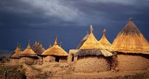Cameroon Houses