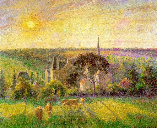 Camille Pissarro Facts