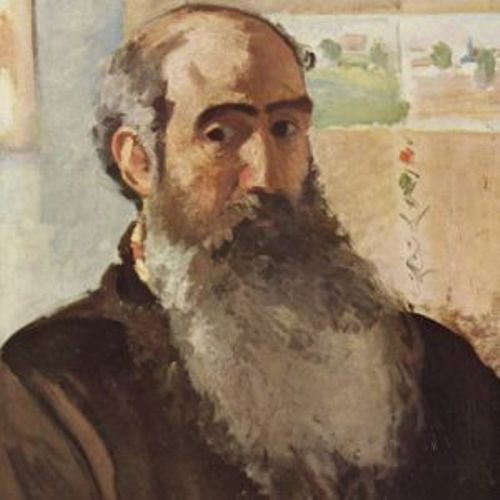 Camille Pissarro Portrait