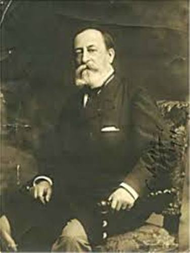 Camille Saint Saens Photo
