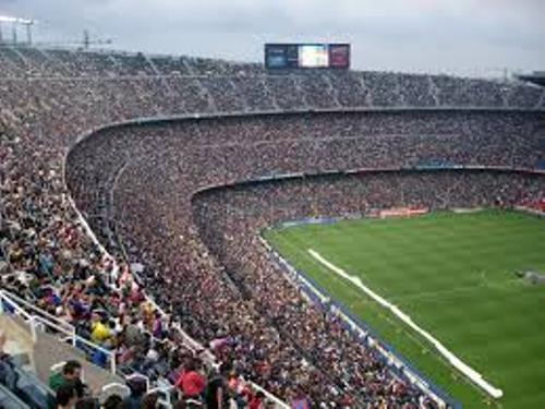 Camp Nou Facts