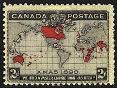 Canada in The British Empire Pic