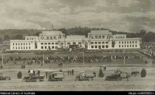 Canberra Since 1927