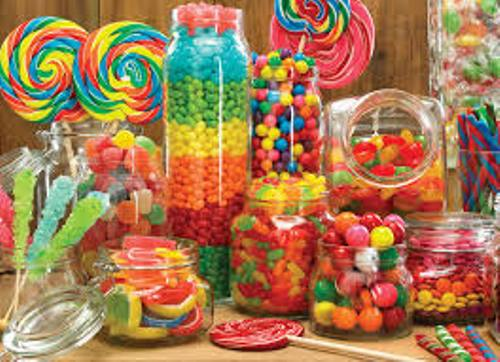 Candy Types