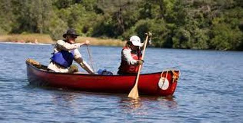 Canoeing Image