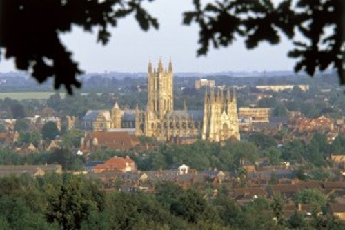 10 Facts About Canterbury Cathedral Fact File