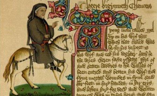 Canterbury Tales Verses