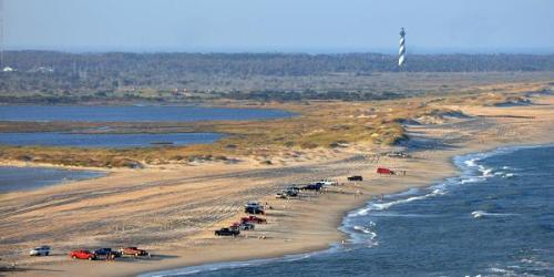Cape Hatteras Beaches