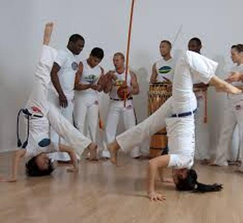 Capoeira Picture