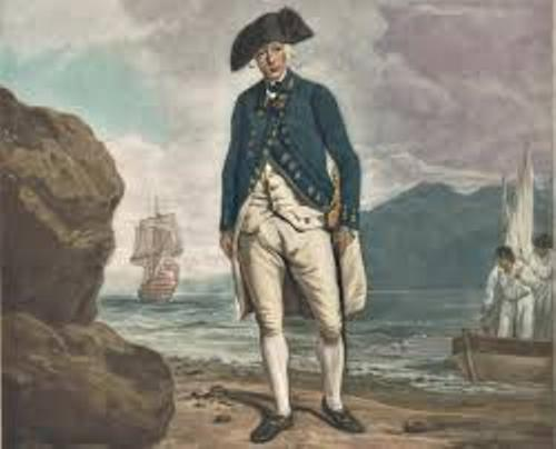 Captain Arthur Phillip Facts