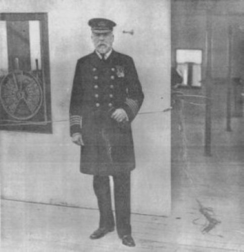 Captain Edward John Smith Pictures