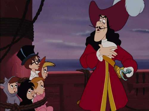 Captain Hook Pictures