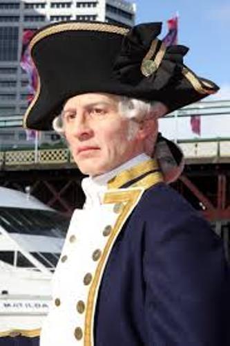 Captain James Cook Movie
