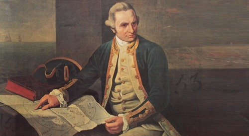 Captain James Cook Pictures