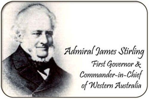 Captain James Stirling Picture