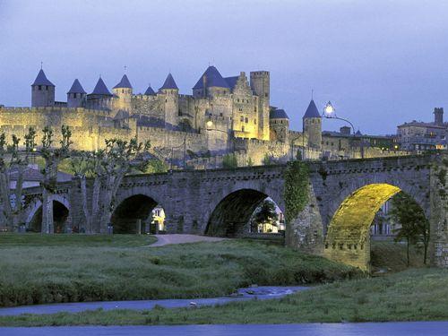Carcassonne beauty