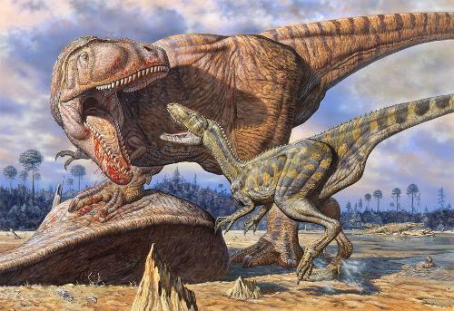 Carcharodontosaurus Facts