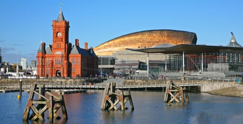 Cardiff Bay Pic