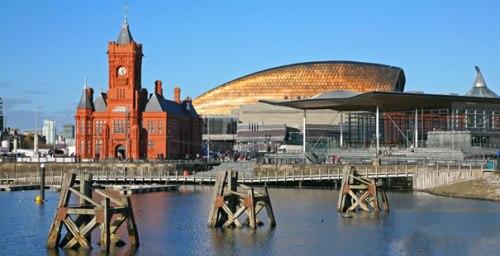 Cardiff Bay Pic